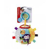 Jucarie bebe Infantino Sensory Ribbon & Chime Ball