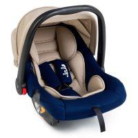 Juju - Scaun auto 0-13kg Baby Boo bej-albastru