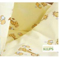 Klups - Lenjerie 6 piese Giraffe beige
