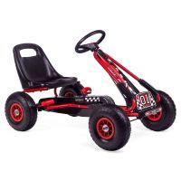 Kidscare - Kart cu pedale Racer Air