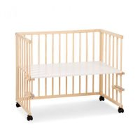 Klups - Patut co-sleeping Piccolo Due natur