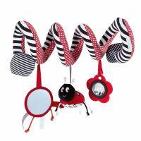 Spirala cu jucarii pentru patut si carucior LadyBug