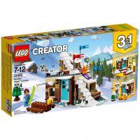 Lego Creator Vacanta de iarna modulara L31080