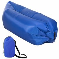 Sezlong gonflabil Lazy Bag Sofa Air Blue Springos