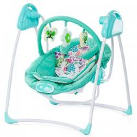 Chipolino - Leagan electric si balansoar Paradise  Blue-green