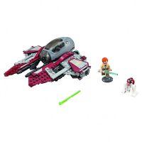 Lego - Set constructie Star Wars Obi-Wan's Jedi Interceptor