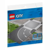 Lego City Curba si intersectie L60237