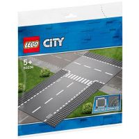 Lego City Intersectie dreapta si in T L60236