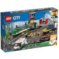 Lego City Tren marfa L60198