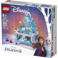 Lego Disney Cutia de bijuterii a Elsei L41168