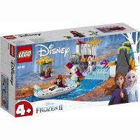 Lego Disney Expeditia cu canoe a Annei L41165