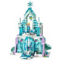 Lego Disney Elsa si palatul ei magic de gheata L43172