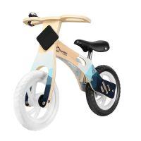 Bicicleta din lemn fara pedale Lionelo Willy Indygo