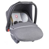 Lionelo - Scaun auto copii 0-13 Kg Noa Plus Grey Vivid Mint