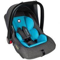 Lionelo - Scaun auto copii 0-13 Kg Noa Plus Grey Vivid Mint