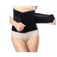 Centura abdominala postnatala dublu reglabila Lisa Black Rose Girl