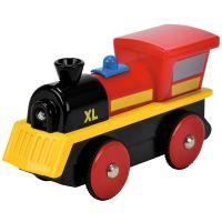 Locomotiva din lemn Eichhorn XL