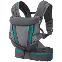 Marsupiu ergonomic ajustabil Infantino Carry On Multi-Pocket Carrier