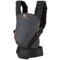 Marsupiu ergonomic Manduca XT Denim BlackToffee