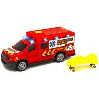 Masina ambulanta City Ambulance Unit 25 Dickie Toys