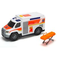 Masina ambulanta Medical Responder Dickie Toys