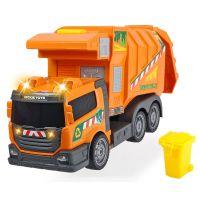 Masina de gunoi Garbage Collector cu accesorii Dickie Toys