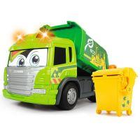 Masina de gunoi Happy Scania Truck Dickie Toys
