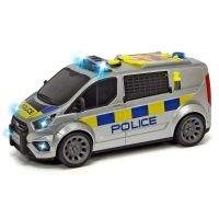 Masina de politie Ford Transit Dickie Toys