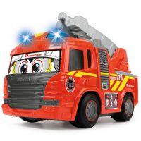Masina de pompieri Happy Scania Fire Truck Dickie Toys