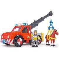 Masina de pompieri Simba Fireman Sam Phoenix cu accesorii