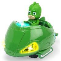 Masina Eroi in pijama Mission Racer Gekko cu figurina Dickie Toys