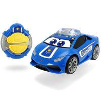 Masina Happy Police Lamborghini Huracan cu telecomanda Dickie Toys