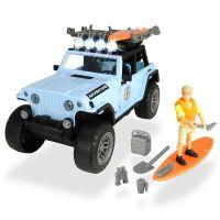 Set masina Playlife Surfer cu figurina si accesorii Dickie Toys