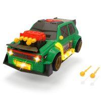Masina Volkswagen Golf 1 GTI cu proiectile Dickie Toys