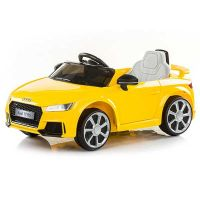 Chipolino - Masinuta electrica Audi TT RS yellow