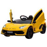 Masinuta electrica Chipolino Lamborghini Aventador SVJ yellow