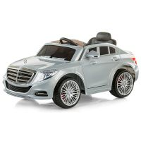 Masinuta electrica Chipolino Mercedes Benz S Class silver