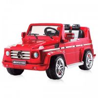 Chipolino - Masinuta electrica SUV Mercedes Benz G55 Red