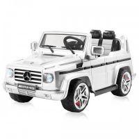 Chipolino - Masinuta electrica SUV Mercedes Benz G55 White