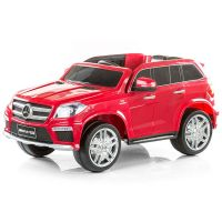 Masinuta electrica Chipolino SUV Mercedes Benz GL63 AMG red