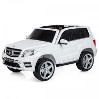 Chipolino - Masinuta electrica SUV Mercedes Benz GLK350 White