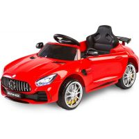 Masinuta electricaToyz Mercedes AMG GTR 2x6V Red