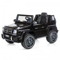Chipolino - Masinuta electrica cu telecomanda Suv Mercedes Benz G63 Black