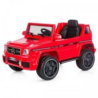 Chipolino - Masinuta electrica cu telecomanda Suv Mercedes Benz G63 Red