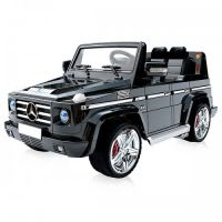 Chipolino - Masinuta electrica SUV Mercedes Benz G55 Black