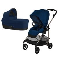 Cybex - Carucior 2 in 1 Melio Navy Blue