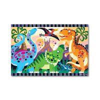 Melissa&Doug - Puzzle de podea Inceputurile dinozaurilor