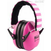 Casca impotriva zgomotului antifon pink Alpine Muffy