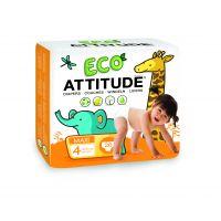 Attitude - Scutece ecologice de unica folosinta marime 4