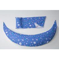 Nuvita  - Perna gravide si pentru alaptat DreamWizard 10 in 1  Boy Blue